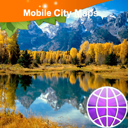 Grand Teton National Park Map 旅遊 App LOGO-APP試玩