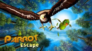 Screenshot of Parrot Escape