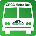 GRCC Metro Bus Donate icon