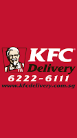 Screenshot of KFC Delivery - Singapore