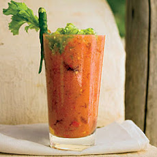 Fresh Tomato Bloody Marys
