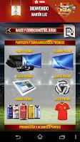 Screenshot of App Mundialera Paceña