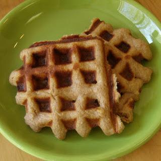 Rice Flour Waffles Recipes
