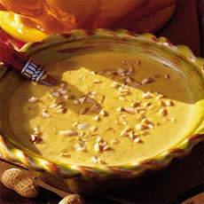 Cream of Curried Peanut Soup