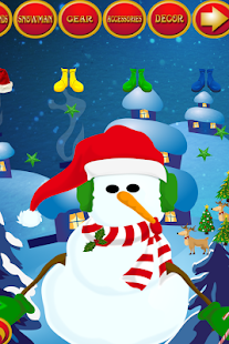 Snowman Maker FREE - Christmas - screenshot