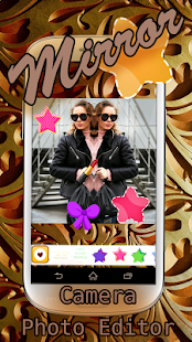 Mirror Camera Photo Editor - screenshot