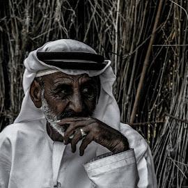 by Lasantha Gallage - People Portraits of Men