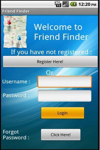 Friend Finder Lite
