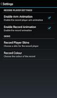 Screenshot of Retro Record Player (Vinyl)
