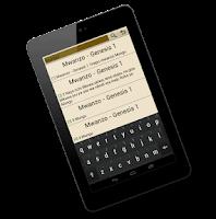 Screenshot of Swahili Bible free