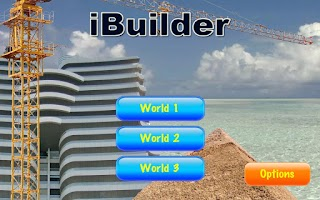 Screenshot of iBuilder
