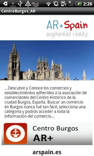 Burgos Center AR+