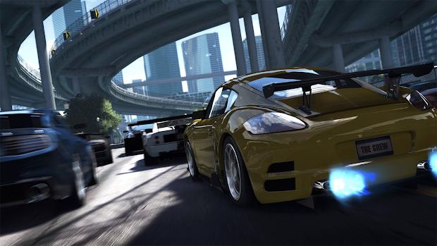 The Crew hits 1080p at 30fps on both the PS4 and the Xbox One