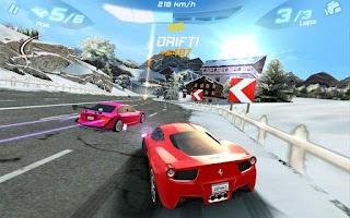 Screenshot of Asphalt 6: Adrenaline
