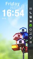 Screenshot of Mail Box Live Locker Theme