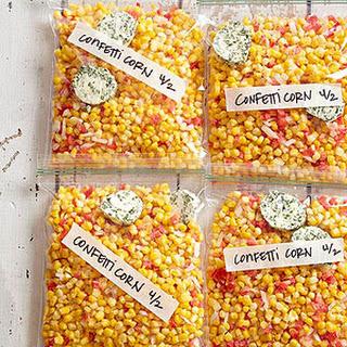 Freezer Corn Recipes