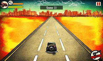 Screenshot of Retro Run Racing League