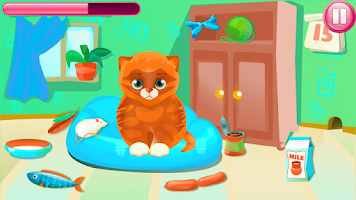 Screenshot of Pet Baby Care