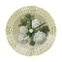 Clover Analog Clock Widget icon