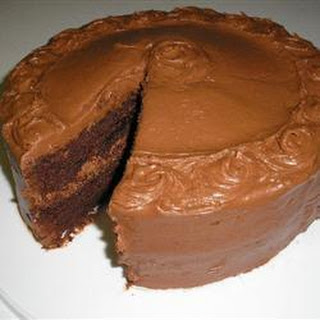No-fail Chocolate Cake