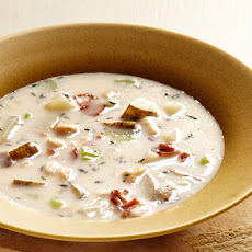 New! New England Clam Chowder
