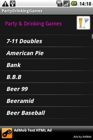 【免費社交App】Party & Drinking Games-APP點子