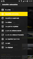 Screenshot of Sport Auto