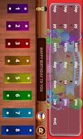 Screenshot of Nursery Rhymes Piano Tunes