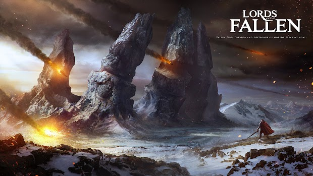 First Lords Of The Fallen gameplay footage arrives