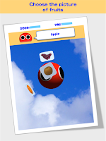Screenshot of Fruits Robo
