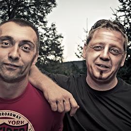 ajmo probat by Vedran Bozicevic - People Portraits of Men