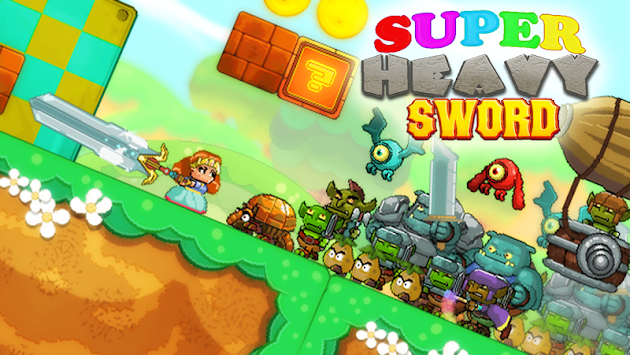 Super Heavy Sword apk screenshot