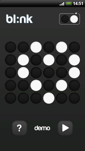 bl:nk - demo