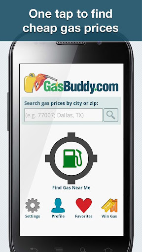gasbuddy-find-cheap-gas for android screenshot