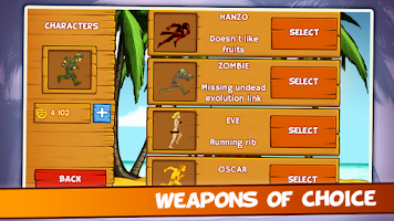 Screenshot of Run Like Hell! ONLINE