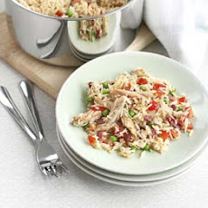 Whip-round-the-fridge Rice