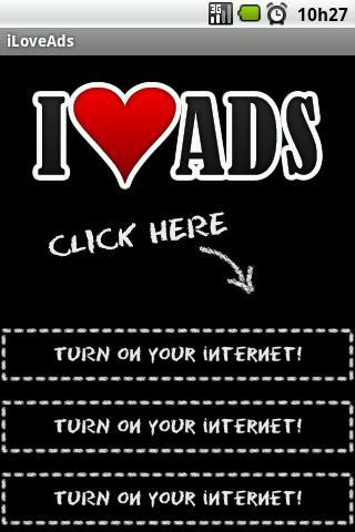 I Love Ads