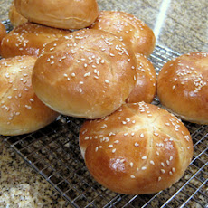Homemade BBQ Buns