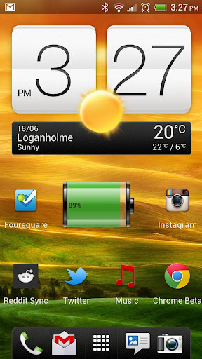 Battery Monitor Widget Free