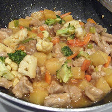 Ww 6 Points - Sweet-And-Sour Pork