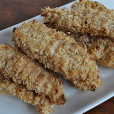 Parmesan Ranch Crispy Chicken Fingers
