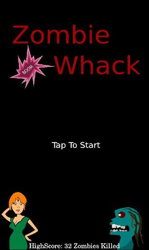 Zombie Whack