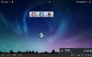 Screenshot of Ultimate Rotation Control