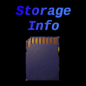 Storage Info icon