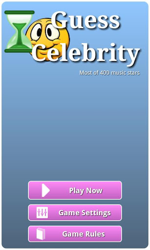 Guess Celebrity Music