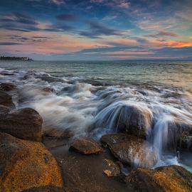 Baluk by Budi Astawa - Landscapes Beaches ( bali, baluk, jembrana, negara )