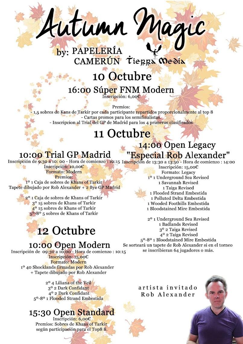 Autumn Magic San Fernando