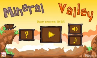 Screenshot of Mineral Valley