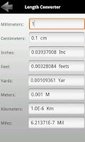 Screenshot of Multi Unit Converter