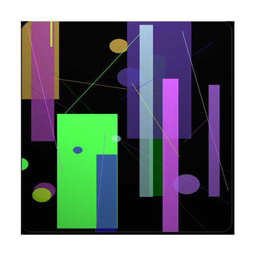 Shapes2d Live Wallpaper 個人化 App LOGO-APP試玩